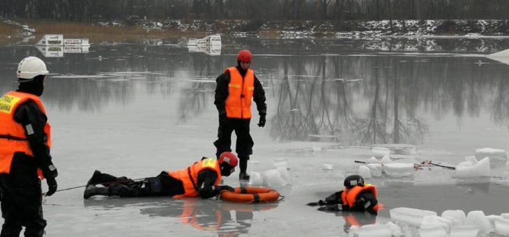 Szkolenie z zakresu ratownictwa lodowego